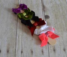 Plain Jane Bow Collection Set of Six Bows